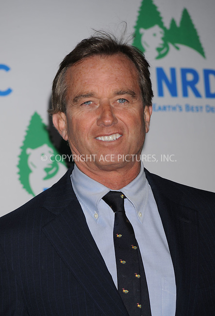 WWW.ACEPIXS.COM . . . . . ....March 30 2009, New York City....Robert Kennedy Jr. at the Natural Resources Defense Council's 11th Annual `Forces For Nature' Benefit at 583 Park Avenue on March 30, 2009 in New York City.....Please byline: KRISTIN CALLAHAN - ACEPIXS.COM.. . . . . . ..Ace Pictures, Inc:  ..tel: (212) 243 8787 or (646) 769 0430..e-mail: info@acepixs.com..web: http://www.acepixs.com