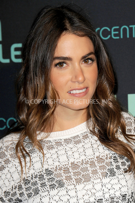 WWW.ACEPIXS.COM<br /> February 19, 2015 New York City<br /> <br /> Nikki Reed attends the Unstopables Launch Event at Maison 24 on February 19, 2015 in New York City. <br /> <br /> Please byline: Kristin Callahan/AcePictures<br /> <br /> ACEPIXS.COM<br /> <br /> Tel: (646) 769 0430<br /> e-mail: info@acepixs.com<br /> web: http://www.acepixs.com