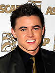 Jesse McCartney at the 2009 ASCAP Pop Awards at the Renaissance Hotel in Hollywood, April 22, 2009...Photo by Chris Walter/Photofeatures.