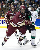 080410 - Frozen Four Semi-final - Boston College vs. North Dakota