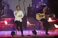 REIK  durante su concierto en la Feria Internacional de Durango 2013.<br /> 02,Julo,2013.<br /> (*&copy;NortePhoto)
