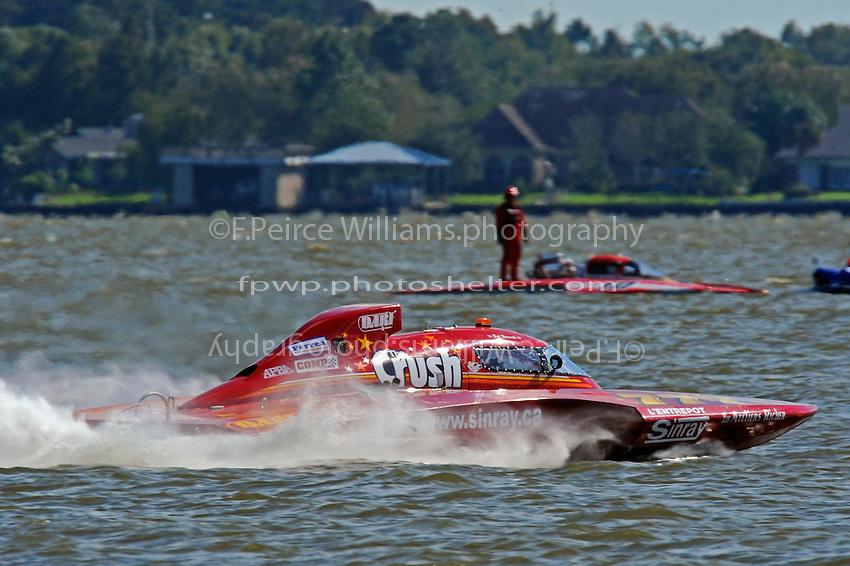 "Patrick Haworth, GP-777 ""The Crush"",Grand Prix class hydroplane(s)"