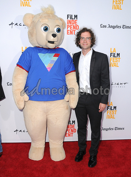 "16 June 2017 - Hollywood, California - Brigsby Bear, Kyle Mooney. LA Film Festival screening of ""Brigsby Bear"" held at ArcLight Hollywood in Hollywood. Photo Credit: Birdie Thompson/AdMedia"