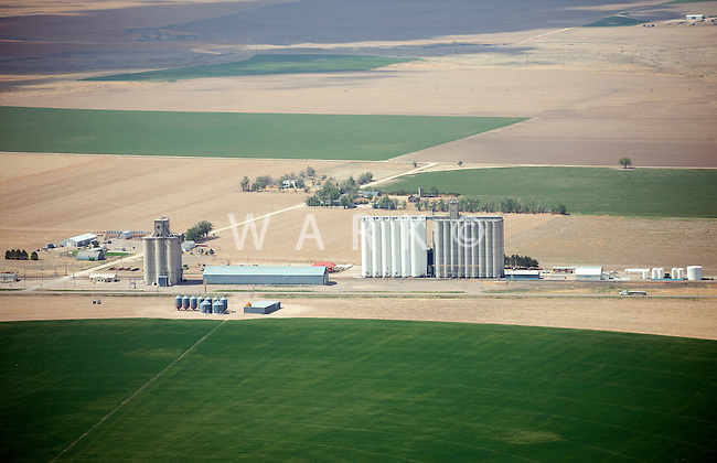 Western Kansas near Highway 96. May 2014