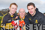 Colm Cooper and Eoin Brosnan equal Taghie Looney record of ten O'Donoghue Cup medals in Fitzgerald Stadium on Sunday