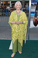 """WESTWOOD, LOS ANGELES, CA, USA - APRIL 07: Ellen Burstyn at the Los Angeles Premiere Of Summit Entertainment's """"Draft Day"""" held at the Regency Bruin Theatre on April 7, 2014 in Westwood, Los Angeles, California, United States. (Photo by Xavier Collin/Celebrity Monitor)"""