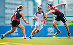Swire Properties plays JLL during the Swire Properties Touch Tournament at King's Park Sports Ground on 13th September 2014 in Hong Kong, China . Photo by Victor Fraile / Power Sport Images