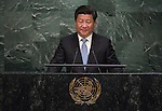 Address by His Excellency Xi Jinping, President of the People's Republic of China