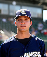 Steven Braun / Helena Brewers..Photo by:  Bill Mitchell/Four Seam Images