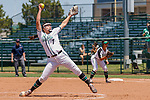 DENTON, May 5 2018 - Game one of North Texas Softball v. Universtiy of Alabama at Birmingham Softball at Lovelace Stadium in Denton, Texas. (Rick Yeatts Photography/Colin Mitchell)