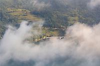 Lake Perućac - where the 56 km-long canyon of the River Drina begins