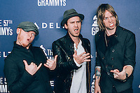 Lifehouse at Delta Air Lines Kicks Off GRAMMY Weekend With Performance By Charli XCX & DJ Set By Questlove (Photo by Tiffany Chien/Guest Of A Guest)