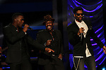 Luke James, Anthony Hamilton and Eric Benet Perform at BLACK GIRLS ROCK! 2012 Held at The Loews Paradise Theater in the Bronx, NY D.   10/13/12