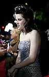 "WESTWOOD, CA. - November 16: Kristen Stewart arrives at ""The Twilight Saga: New Moon"" premiere held at the Mann Village Theatre on November 16, 2009 in Westwood, California."