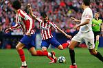 Atletico de Madrid's Yannick Carrasco during La Liga match. Mar 07, 2020. (ALTERPHOTOS/Manu R.B.)