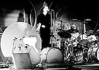 Genesis performing in 1973. Credit: Ian Dickson/MediaPunch