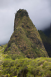 'Iao Needle State Park, Maui, Hawaii