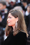Cannes Film Festival 2017 - Day 5. 'The Meyerowitz Stories' Red Carpet  during the 70th edition of the 'Festival International du Film de Cannes' on 21/05/2017 in Cannes, France. The film festival runs from 17 to 28 May. Pictured : Laetitia Casta