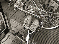 Bike Shoes in Ota, Japan 2014.