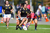 Tasman Mako Woman v Wellington