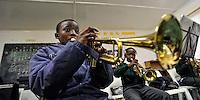 At Mvula Primary School, Nyanga, Cape Town, SA 2009