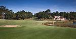 PORTUGAL - Quinta do Conde- Golfbaan Quinta do Peru Golf & Country Club. Hole12 .COPYRIGHT KOEN SUYK