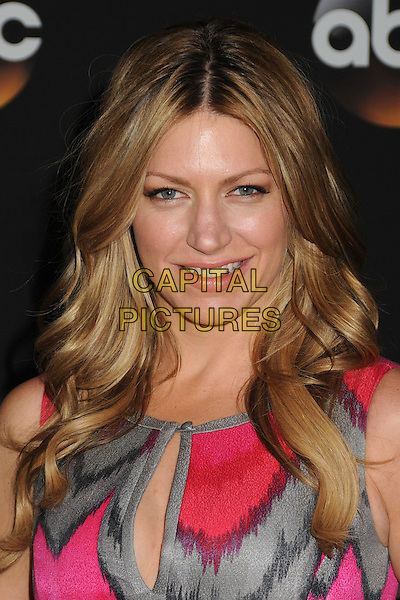 15 July 2014 - Beverly Hills, California - Jes Macallan. Disney/ABC Television Group Summer Press Tour 2014 held at the Beverly Hilton Hotel. <br /> CAP/ADM/BP<br /> &copy;Byron Purvis/AdMedia/Capital Pictures