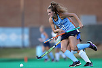 16 October 2015: North Carolina's Lauren Moyer. The University of North Carolina Tar Heels hosted the Duke University Blue Devils at Francis E. Henry Stadium in Chapel Hill, North Carolina in a 2015 NCAA Division I Field Hockey match. UNC won the game 2-1.