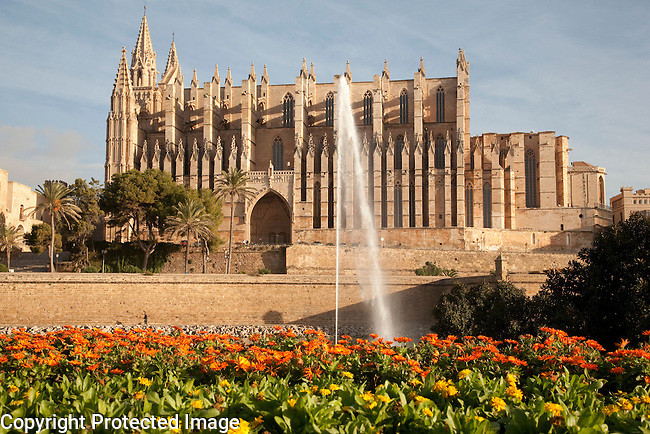Cathedral, Palma, Majorca - Mallorca, Spain