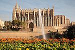 Cathedral, Palma, Majorca - Mallorca, Spain