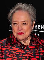 NEW YORK,NY November 015: Kathy Bates attend the 'Bad Santa 2' New York premiere at AMC Loews Lincoln Square 13 theater on November 15, 2016 in New York City...@John Palmer / Media Punch