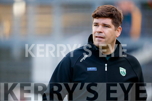 Manager Eamonn Fitzmaurice Kerry  Allianz Football League Division 1 Round 1 match between Kerry and Donegal at Fitzgerald Stadium in Killarney, Co. Kerry.