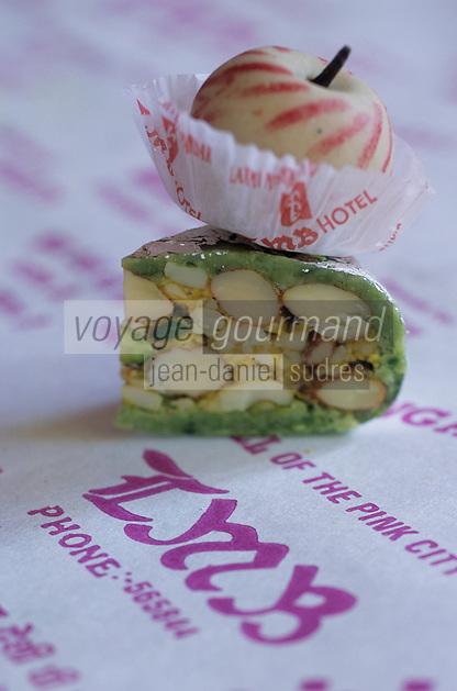 "Asie/Inde/Rajasthan/Jaipur: Pâtisseries de chez ""LMB"""