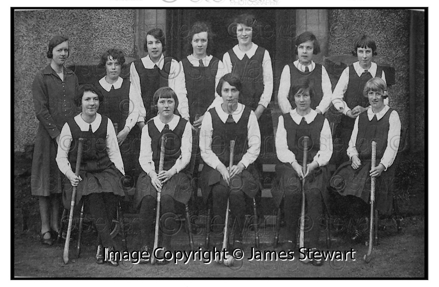 22nd November 2000    Copyright Pic : James Stewart .Ref :                           .File Name : stewart11-rsnh.COLLECT PIC OF THE RSNH HOCKEY TEAM IN 1930.....(see copy from George Mair).....Payments to :-.James Stewart Photo Agency, Stewart House, Stewart Road, Falkirk. FK2 7AS      Vat Reg No. 607 6932 25.Office : 01324 630007        Mobile : 0421 416997.E-mail : jim@jspa.co.uk.           : jim@jamesstewart.co.uk.If you require further information then contact Jim Stewart on any of the numbers above.........