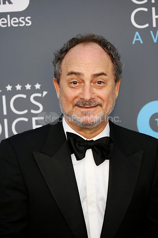 Kevin Pollack attends the 23rd Annual Critics' Choice Awards at Barker Hangar in Santa Monica, Los Angeles, USA, on 11 January 2018. Photo: Hubert Boesl - NO WIRE SERVICE - Photo: Hubert Boesl/dpa /MediaPunch ***FOR USA ONLY***