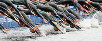 01 SEP 2007 - HAMBURG, GER - Elite Womens World Triathlon Championships. (PHOTO (C) NIGEL FARROW)