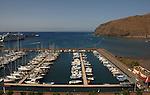 San Sebastion harbour, La Gomera , Canary Islands, Spain
