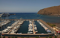 San Sebastion harbour, La Gomera , Canary Islands, Spain