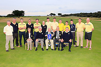 Leinster AIG Jimmy Bruen Semi & Final 2015