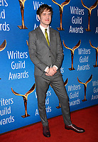 LOS ANGELES, CA. February 17, 2019: Bo Burnham at the 2019 Writers Guild Awards at the Beverly Hilton Hotel.<br /> Picture: Paul Smith/Featureflash