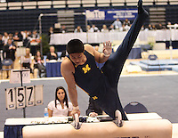 Men's BT Gymnastics Saturday