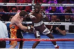 Terence Crawford venció por TKO en el octavo asalto a Jeff Horn. MGM Grand, Las Vegas, Nevada, USA. World Boxing Organisation World Welterweight Title.