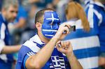 Euro 2008 Greece-Sweden 06102008, Salzburg, Austria