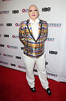 "LOS ANGELES, CA-  James St. James, At 2017 Outfest Los Angeles LGBT Film Festival - Closing Night Gala Screening Of ""Freak Show"" at The Theatre at Ace Hotel, California on July 16, 2017. Credit: Faye Sadou/MediaPunch"