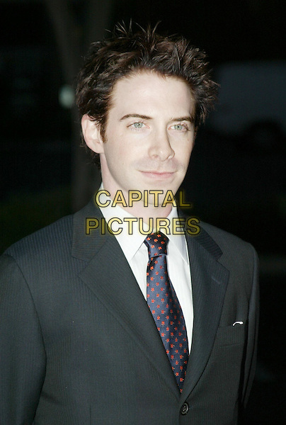 SETH GREEN .At 'Without A Paddle' World Premiere held at Paramount Pictures. Hollywood, CA, USA.August16, 2004.headshot, portait, tie.www.capitalpictures.com.sales@capitalpictures.com.© 2004 by Charles Harris.