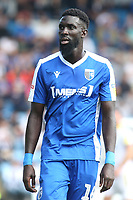 Ousseynou Cisse scorer of Gillingham's only goal during Gillingham vs Burton Albion, Sky Bet EFL League 1 Football at The Medway Priestfield Stadium on 10th August 2019