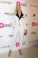 LOS ANGELES - MAR 4:  Karolina Kurkova at the 2018 Elton John AIDS Foundation Oscar Viewing Party at the West Hollywood Park on March 4, 2018 in West Hollywood, CA
