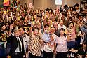 Denny Tamaki wins the Okinawa gubernatorial election