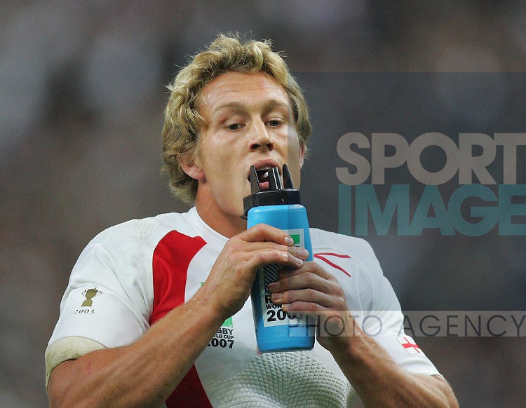 ..............copyright:peter tarry......photo: peter tarry.   sunday times..copyright.peter tarry..RUGBY WORLD CUP FINAL..ENGLAND V SOUTH AFRICA........
