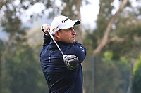 David Howell (ENG) on the 11th tee during Round 1 of the UBS Hong Kong Open, at Hong Kong golf club, Fanling, Hong Kong. 23/11/2017<br /> Picture: Golffile | Thos Caffrey<br /> <br /> <br /> All photo usage must carry mandatory copyright credit     (&copy; Golffile | Thos Caffrey)